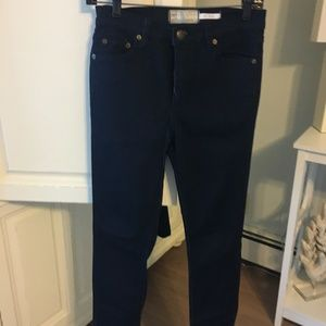 Free People Hi-rise Jeans, Size 27